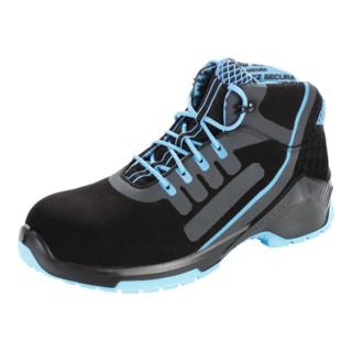 Steitz SECURA Sandale schwarz/blau VD PRO 1000 VF ESD, S1P XB, EU-Schuhgröße: 46