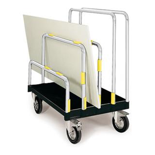 STIER 16 Kunststoff-Clips für Plattformwagen im Set