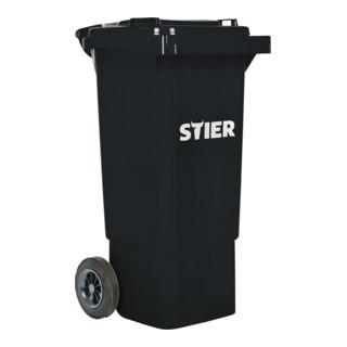 STIER 2-Rad-Müllgroßbehälter