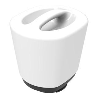 STIER 360° Leuchtenaufsatz zu STIER Baustrahler mit Bluetooth-Lautsprecher