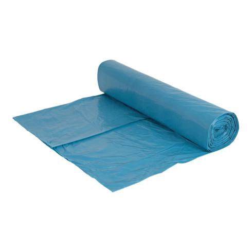 STIER Abfallsack 120l 40µm blau 700x1100mm (25 Stück/Rolle)