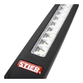 STIER Akku-LED-Arbeitsleuchte 400 Lumen