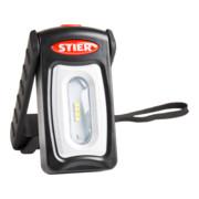 STIER Akku-LED-Werkstattleuchte 250 Lumen
