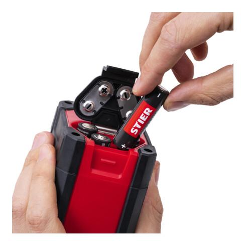 STIER Alkaline Batterie 40er Box Mignon AA LR6 1,5V