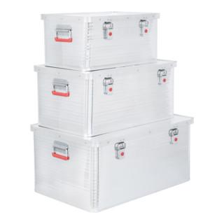 STIER Alubox-Set 50L + 85L + 135L