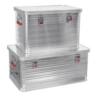 STIER Alubox-Set 50L + 85L