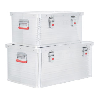 STIER Alubox-Set 50L + 85L