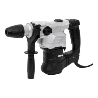 STIER Bohrhammer SHB-L-4100, 1500 W, 12 J, 4100 Schläge/Min, SDS-Max Aufnahme
