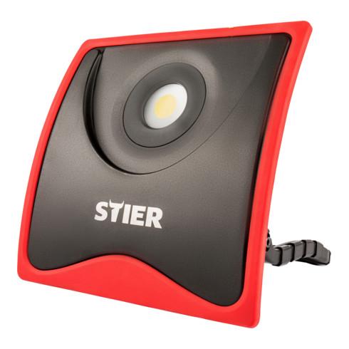 STIER COB-LED-Baustrahler 5000 Lumen 55W