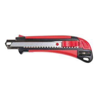 STIER Cuttermesser, Breite 18 mm mit Bleistiftanspitzer