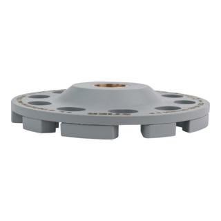 STIER Diamant-Schleiftopf Ø130mm Bohrung 25,0 / 22,23 mm Beton/Universal
