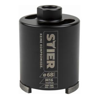 STIER Dosensenker Abrasiv DAS System