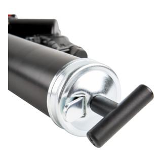 STIER Druckluft-Fettpresse mit Metallrohr