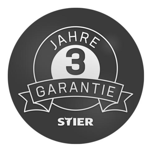 STIER Elektrisch höhenverstellbarer Steh-Tisch 80x60cm, Buche mel., 68-120cm