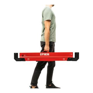 STIER Falt-Arbeitsbock Sägebock höhenverstellbar 590kg