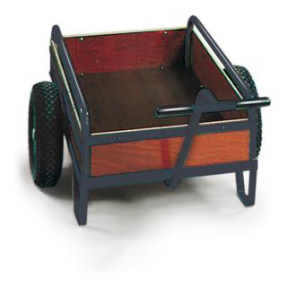 STIER Handwagen mit Holzwänden