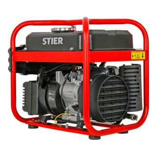 STIER Inverter Stromerzeuger SNS-200, 2,0 kW, 65 dB(A)