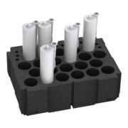 STIER Kartuscheneinsatz für Systainer® IV + V T-LOC