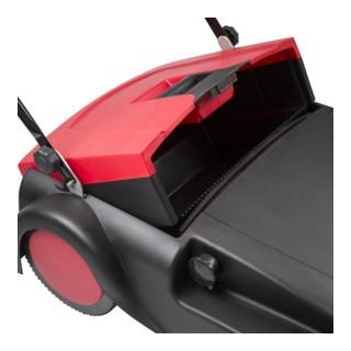 STIER Kehrmaschine Turbo, Kehrbreite 800 mm
