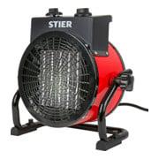 STIER Keramik-Heizlüfter 3,0 kW