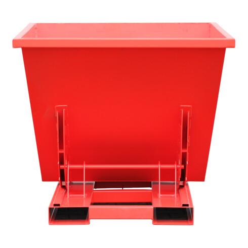 STIER Kippbehälter mit Abrollmechanismus 1,2m³ 1500kg 1665x1215x1100mm