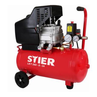 STIER Kompressor LKT 260-8-24