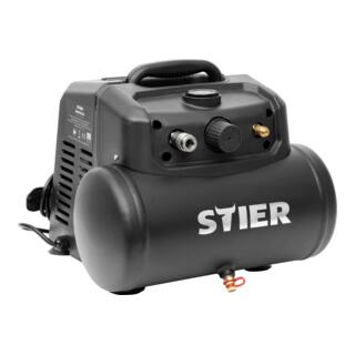 STIER Kompressor MKT 200-8-6 ölfrei
