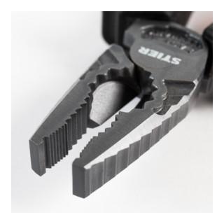 STIER Kraft-Kombinationszange 180 mm