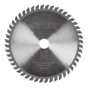 STIER Kreissägeblatt, Holz, 160 x 2,2 x 20 mm, 48 Zähne, Wechselzahn
