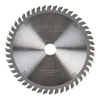 STIER Kreissägeblatt Metall 225x2,6x30 68  FZ/TZ