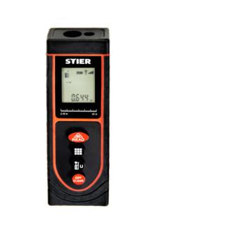 STIER Laser-Entfernungsmesser Basic+ 40 m