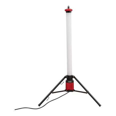 STIER LED-Tower-Baustrahler 360° 4000 Lumen 36W
