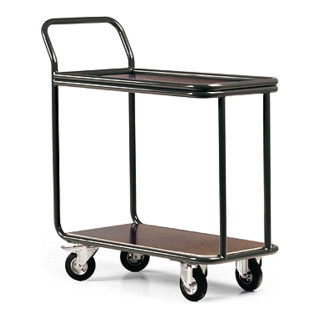 STIER Magazinwagen Profi mit Umrandung Tragkraft 250 kg