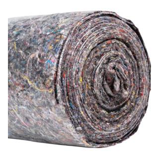 STIER Malervlies, Breite 1 m x Länge 50 m, Gewicht 260 g/m², grau