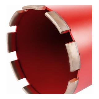 STIER Nass-Diamantbohrkrone 1 1/4'' 450mm Ø 112 mm
