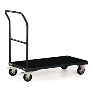 STIER Plattformwagen Basic mit Schiebebügel  Tragkraft 250 kg