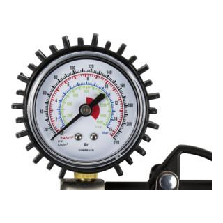 STIER Reifenfüll-Messgerät SRF