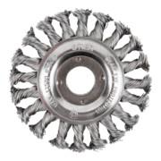 STIER Rundbürste Bohrungs-Ø 22,2 mm Stahl