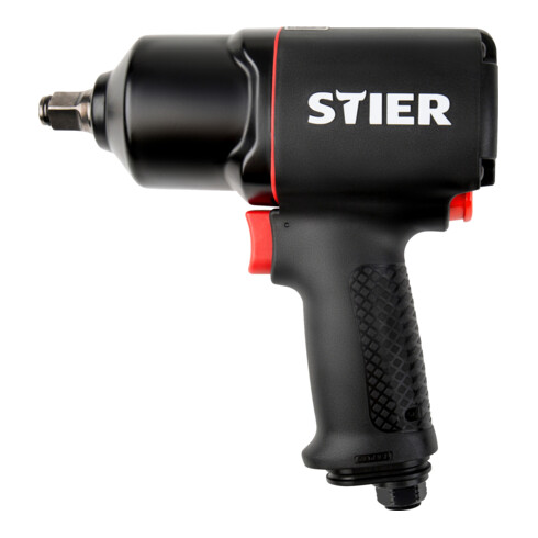 """STIER Schlagschrauber 17-BS, 1/2"""" Antrieb max. Lösemoment: 1.756 Nm"""