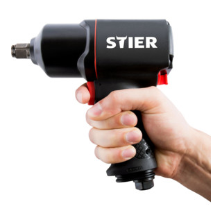 STIER Schlagschrauber 23-TR, 3/4'' Antrieb max. Lösemoment: 1.756 Nm