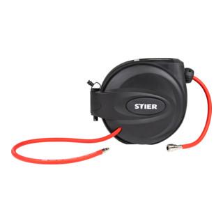 STIER Schlauchtrommel Druckluft SST-15