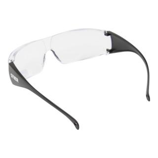 STIER Schutzbrille 3121 mit PC-Scheiben klar
