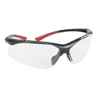 STIER Schutzbrille mit PC-Scheiben klar