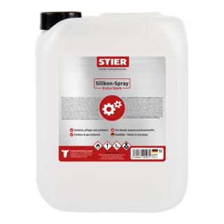STIER Silikon-Spray extra stark 5l