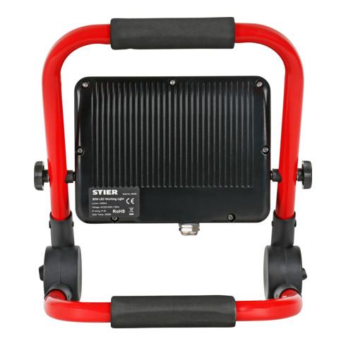 STIER SMD-LED-Baustrahler Basic 30W 2400 Lumen