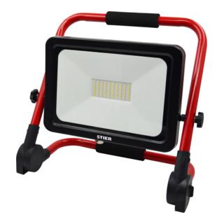 STIER SMD-LED-Baustrahler Basic 50W 4000 Lumen