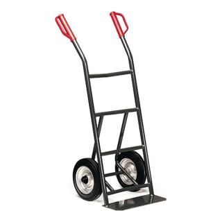 STIER Stahlrohr-Sackkarre Vollgummi-Bereifung Traglast 250 kg