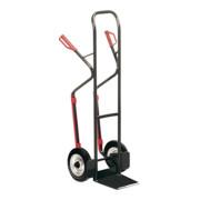 STIER Stahlrohr-Stapelkarre Premium mit Vollgummi-Bereifung Traglast 350 kg