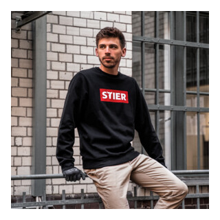 STIER Sweater redroar