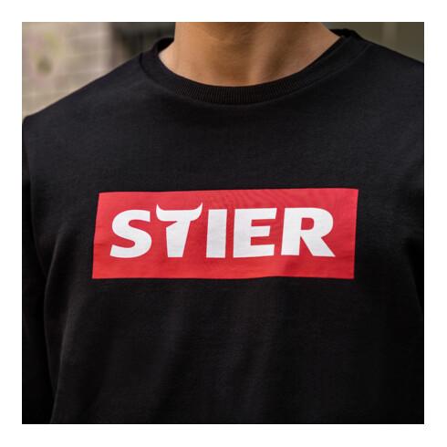STIER Sweater redroar
